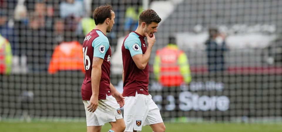Potential consequences: West Ham selling Aaron Cresswell
