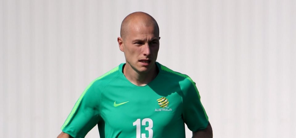 Potential consequences: Southampton signing Aaron Mooy
