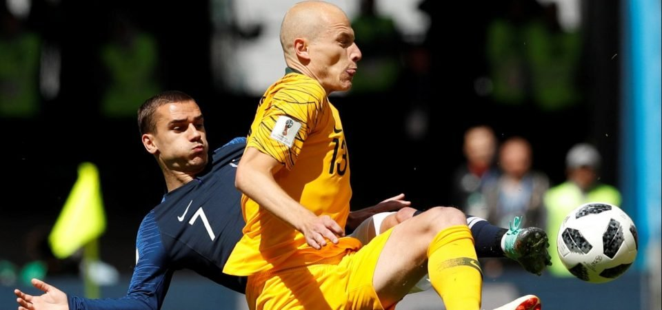 Creative and tenacious Aaron Mooy could be the perfect fit for Pellegrini's 4-2-2-2