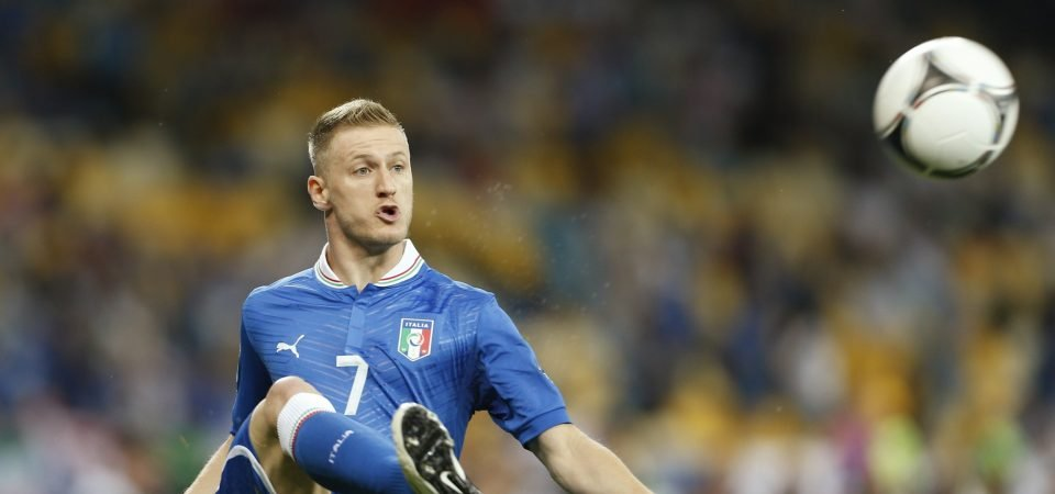 Ignazio Abate may not be a big name like Joao Cancelo, but he is a sensible option for Wolves
