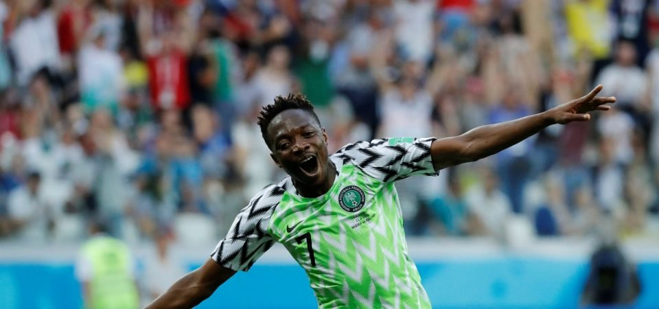 Newcastle should forget Nicolai Jorgensen and sign Ahmed Musa instead