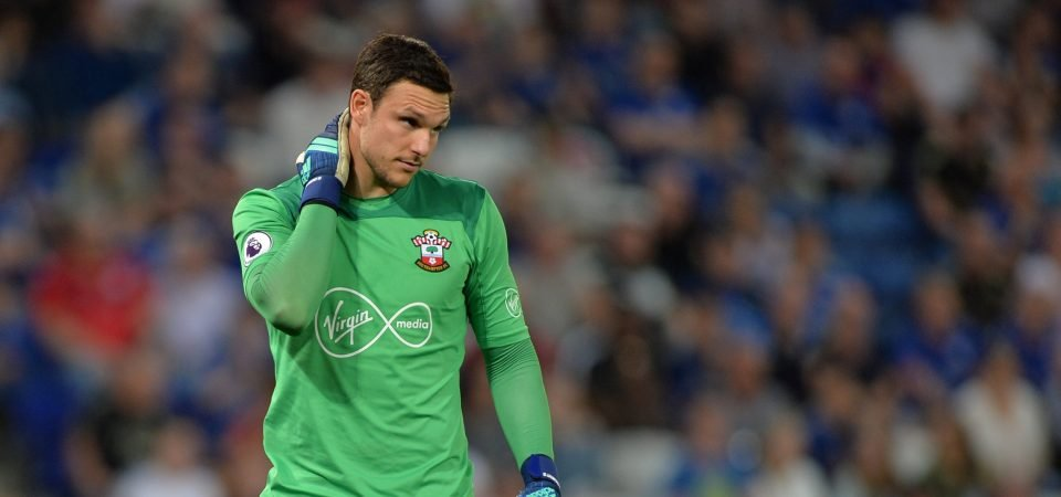 Revealed: 85% of Southampton fans want club to hand Alex McCarthy big contract