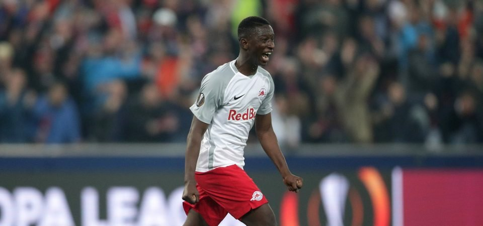 Revealed: 91% of Tottenham fans want to sign Haidara