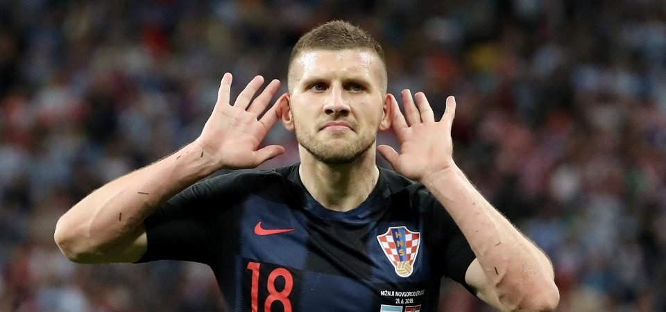 Tottenham Hotspur fans are keen on seeing Ante Rebic arrive at the club