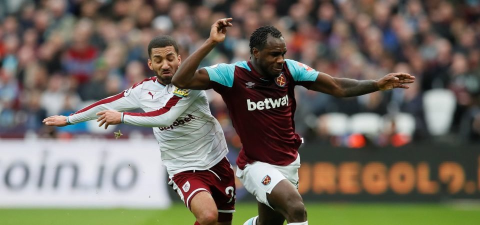 West Ham fans rage at lazy Antonio performance