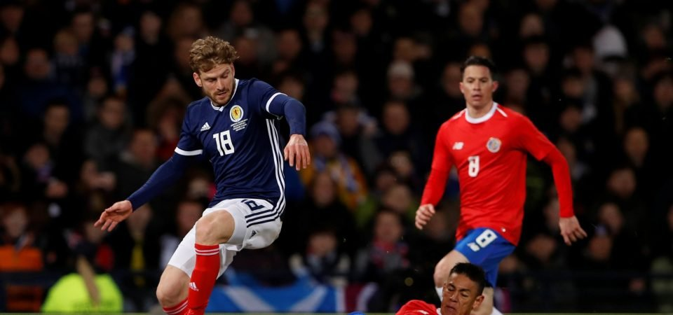 Stuart Armstrong can be a Davis-type signing for Southampton this summer