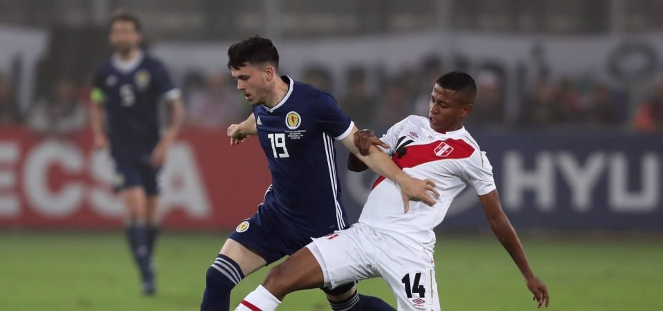 Celtic fans aren't happy with Lewis Morgan after abject display against Cluj