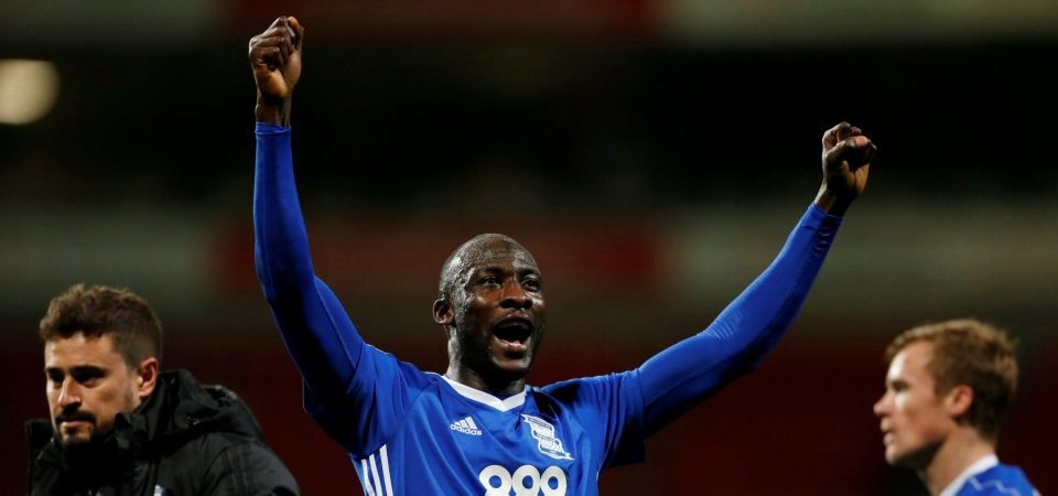 Birmingham should offload Ndoye to fund a loan move for Harrison Reed