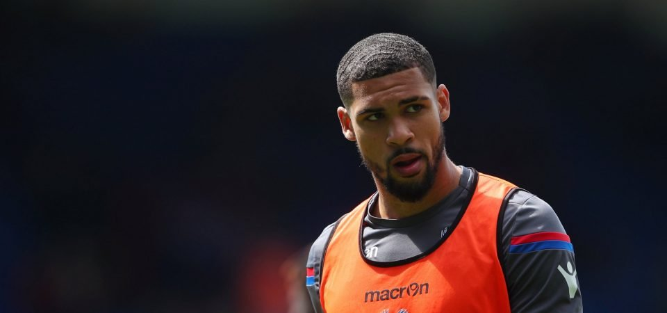 Crystal Palace fans all want Ruben Loftus-Cheek to join on a permanent deal