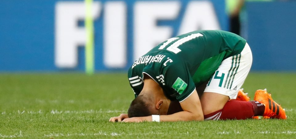 Javier Hernandez's performance against Germany dispelled a big West Ham myth