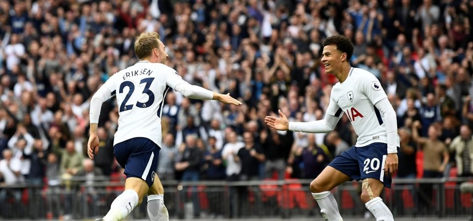 Retaining Eriksen and Alli is further proof Spurs are moving in the right direction