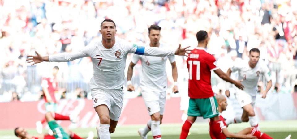 Man United fans desperate to re-sign Cristiano Ronaldo after another Portugal goal