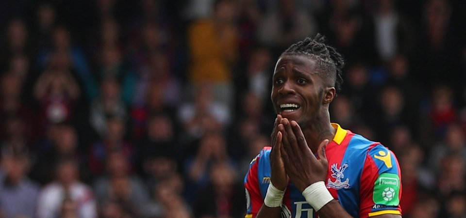 Tottenham must go all out for Anthony Martial now Wilfried Zaha deal is dead
