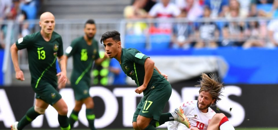 Nottingham Forest should hijack Celtic's loan move for Daniel Arzani after Man City deal