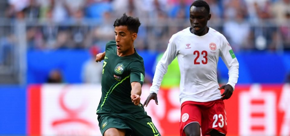 Celtic target Daniel Arzani would be their most exciting signing since John Guidetti