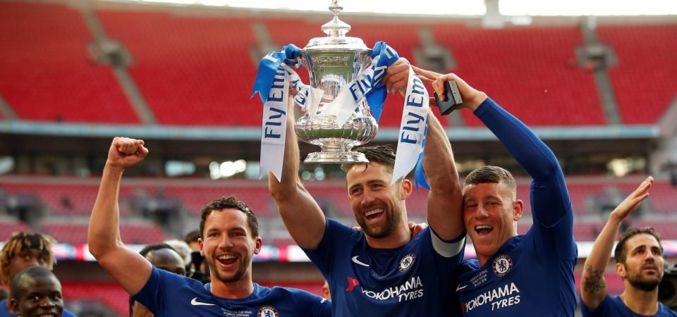 Celtic must snap up wantaway Chelsea captain Gary Cahill