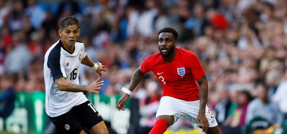 Manchester United fans want to sign Danny Rose after latest England display