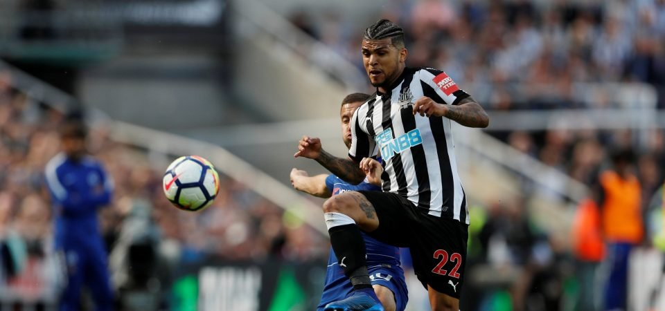 Newcastle fans react to major injury boost