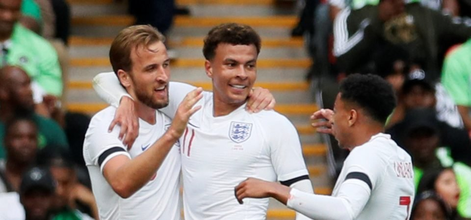 England's lack of tactical reaction to Nigeria's goal symptomatic of a naive side