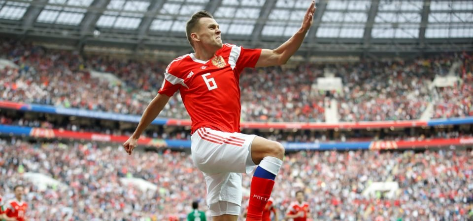 Everton fans react to Cheryshev speculation