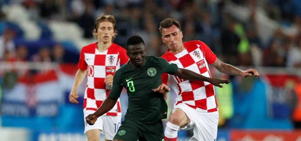 Oghenekaro Etebo already looks like incredibly smart business from Stoke City