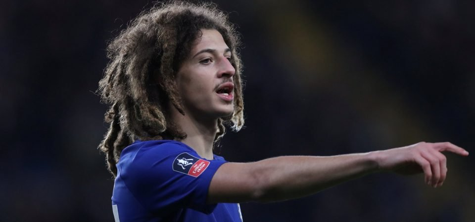 Ampadu's all-round game would benefit Stoke City in January