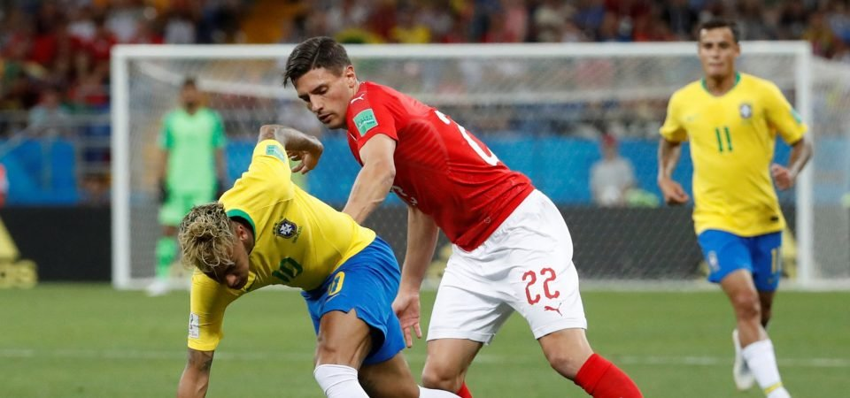 Signing Fabian Schar would give Celtic defensive depth with or without Dedryck Boyata