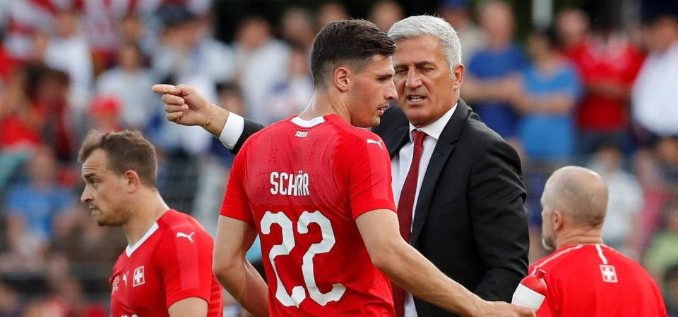Revealed: Majority of Tottenham fans want Pochettino to revive interest in Fabian Schar