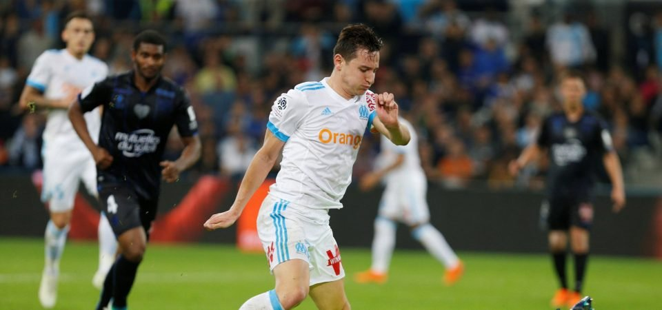 West Ham target Florian Thauvin would ensure Irons fans forget about Lanzini