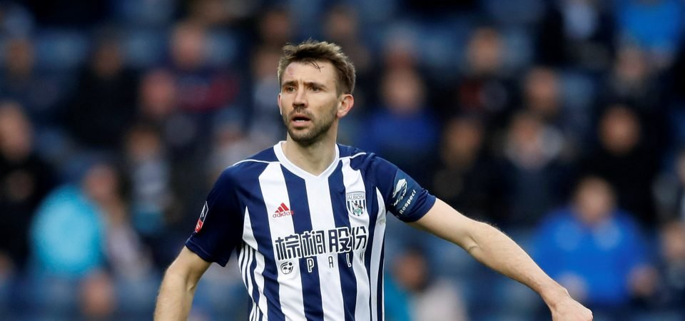 Rangers fans are keen on a short-term deal for defender Gareth McAuley