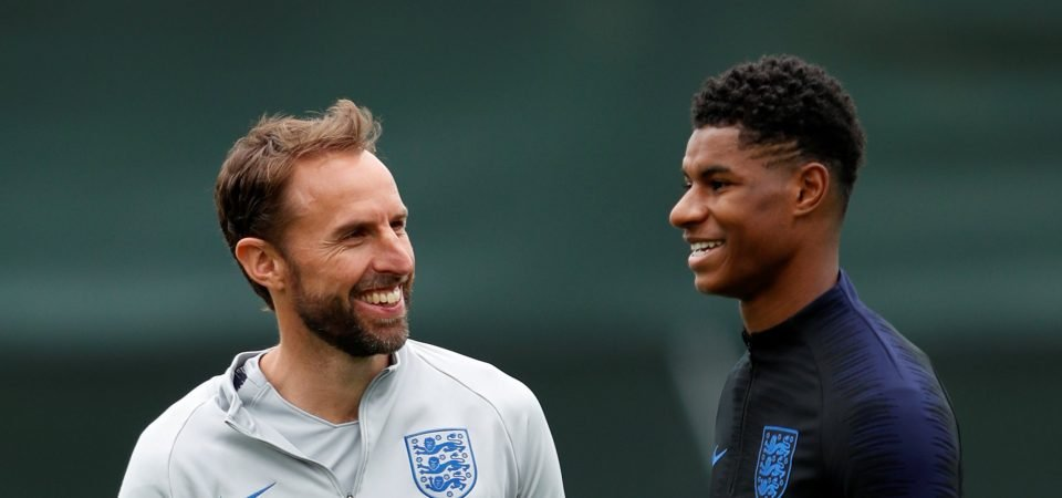 Revealed: Majority of England fans want Rashford to start instead of Sterling versus Belgium