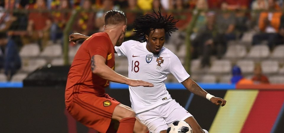 Gelson Martins would be a better option for West Ham than Felipe Anderson