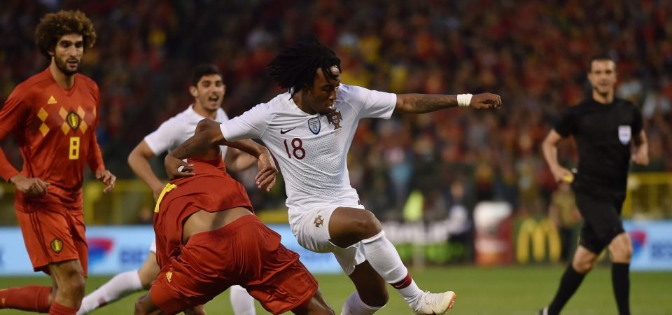 Man United fans tell club to sign Gelson Martins after huge development