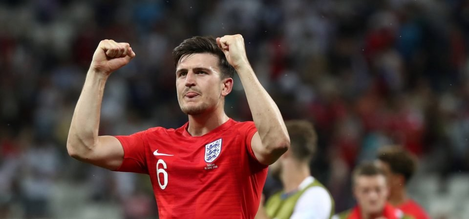 Tottenham should take note of Harry Maguire's World Cup performances