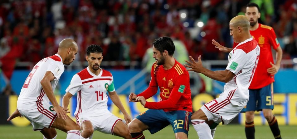 Revealed: 90% of Tottenham fans want major move for Isco