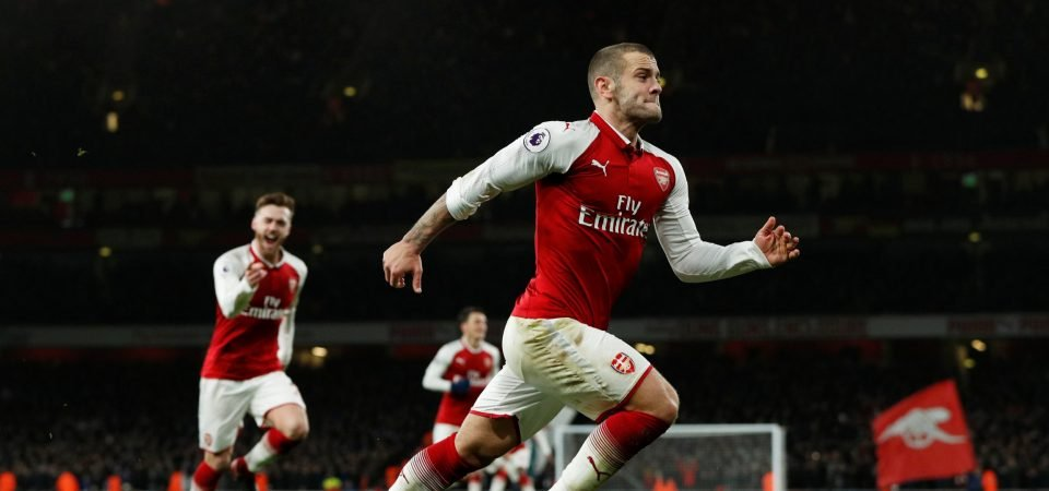 Liverpool would be making a mistake swooping for Wilshere
