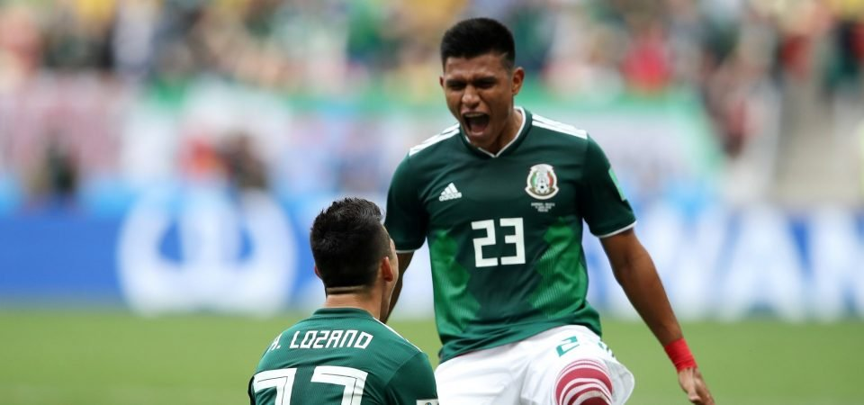 Revealed: Majority of Everton fans would back swoop for Mexico's Gallardo