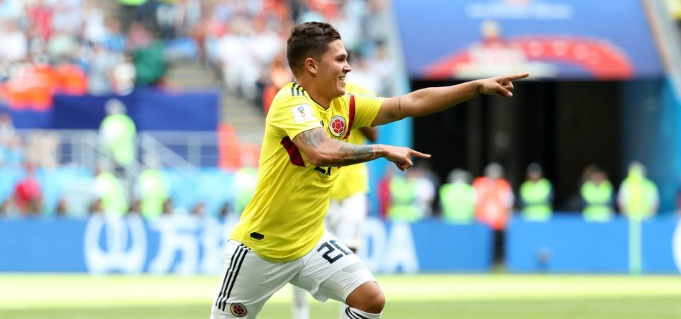 Revealed: 77% of West Ham fans want Quintero to replace Lanzini