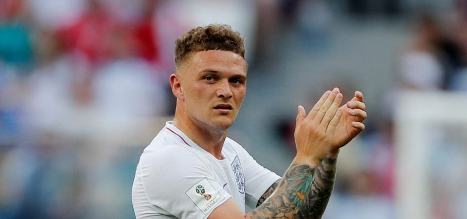 Tottenham fans react as World Cup hero Trippier is given freedom of Bury