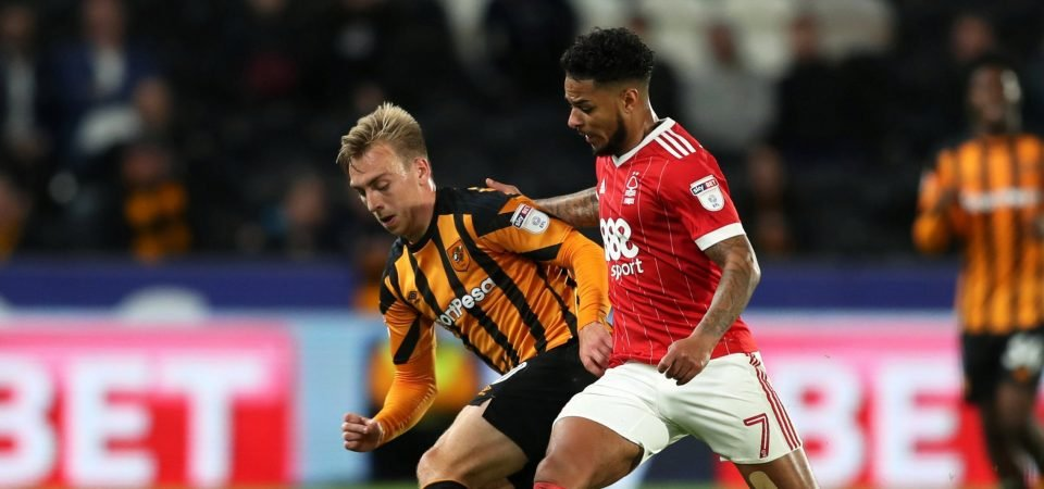 HYS: Should Liam Bridcutt replace Ben Watson in the Nottingham Forest midfield?