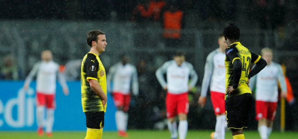Revealed: Majority of Newcastle fans think they have no chance of signing Gotze