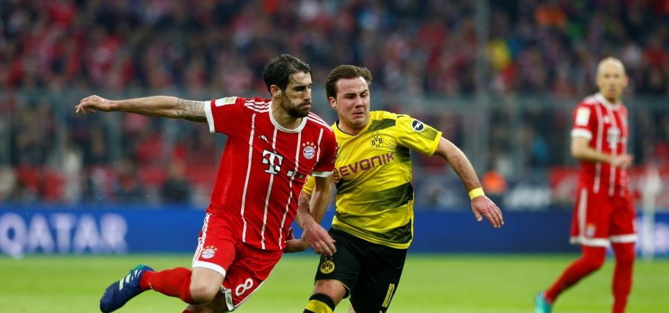 West Ham target Mario Gotze would make a bigger impact than Payet and Tevez