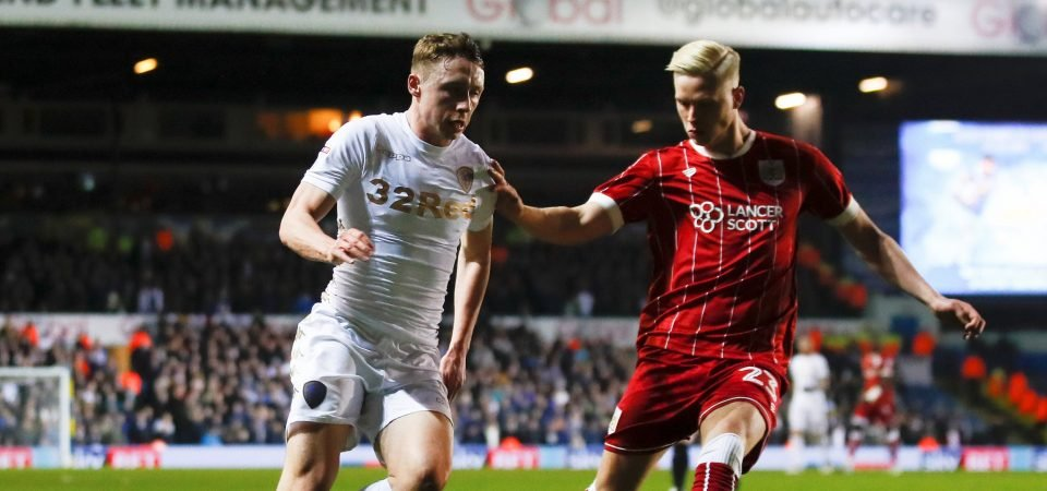 Matthew Pennington would give Leeds the assurance they need in defence
