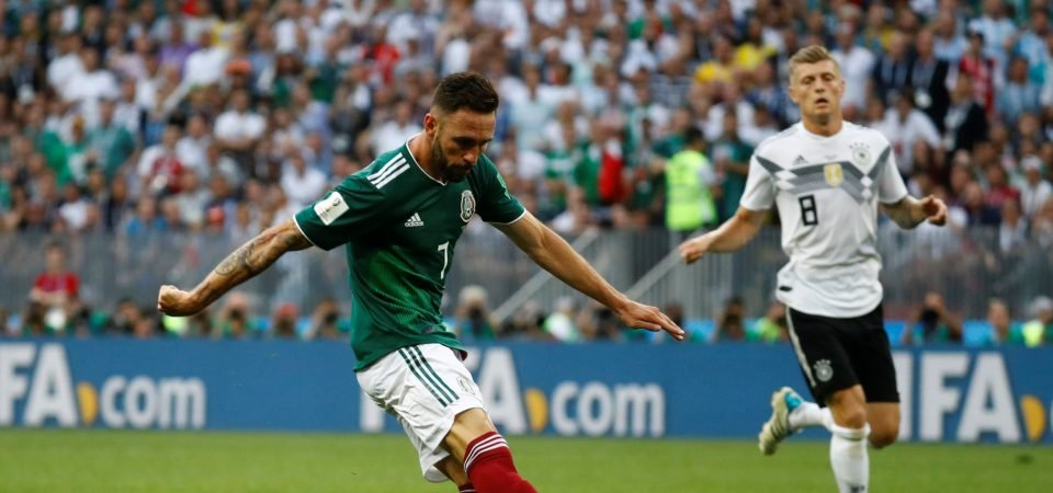 Unai Emery would be making first Arsenal mistake if he signs Miguel Layun