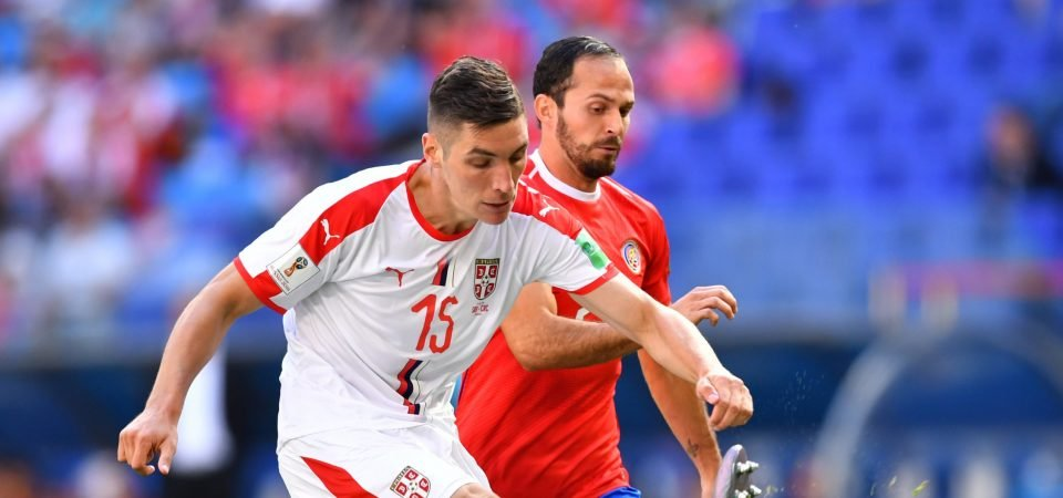 Serbia wonderkid Milenkovic could be Newcastle's next Lascelles