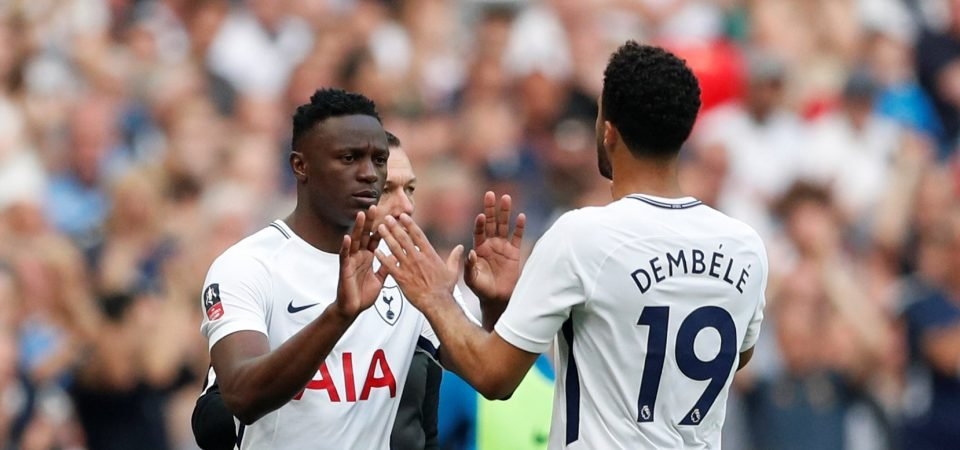 Tottenham fans react to report Dembele could now stay