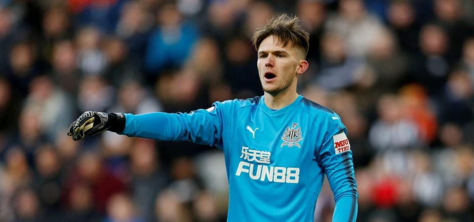 Signing Freddie Woodman would give Aberdeen great depth, but would he get games?