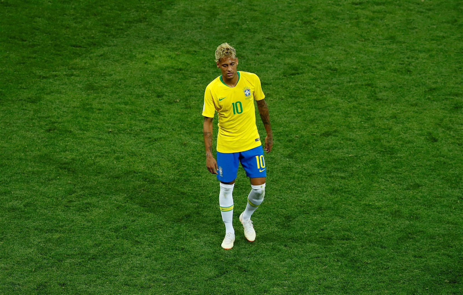 Exclusive: John Barnes on Brazil, Neymar and Messi's World Cup chances