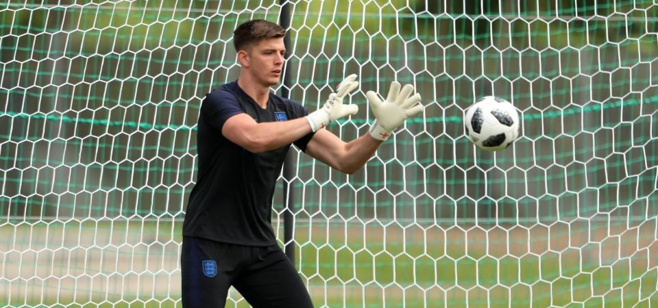All signs suggest that Nick Pope can make the step up to play for Liverpool