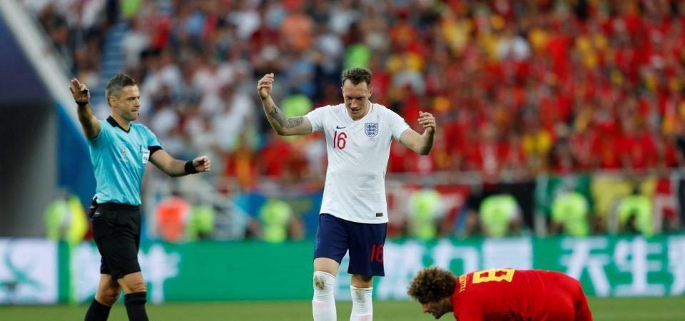 Manchester United fans want Jones sold after England performance